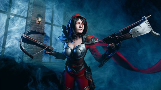 Heroes of the Storm: Valla Cosplay by MonoAbel
