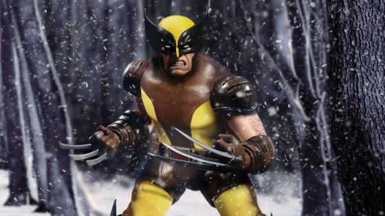 Mezco Toyz Preview: Wolverine Now for Preorder