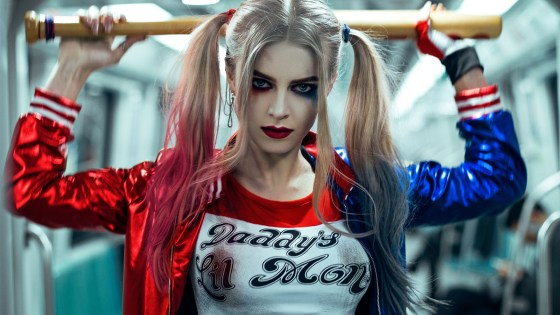 Harley Quinn Cosplay by Katie Kosova