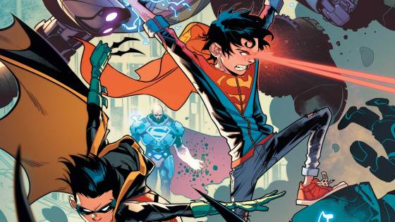 When I cracked open Super Sons #2, I was hoping to get more of what I got from Super Sons #1: great characterization, a hint at some deeper themes, and some lively artwork. This second issue moves the ball forward story arc-wise, but lacks some of the charm that roped me in in the first issue.