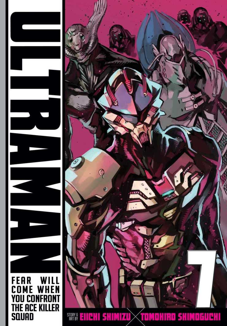 Ultraman Vol. 7 Review
