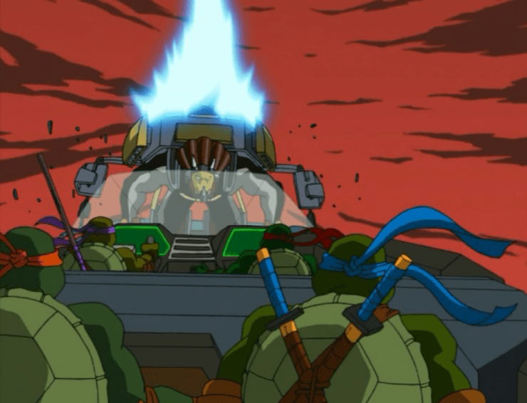 Teenage Mutant Ninja Turtles (2003) Season 2, Part 1 Review