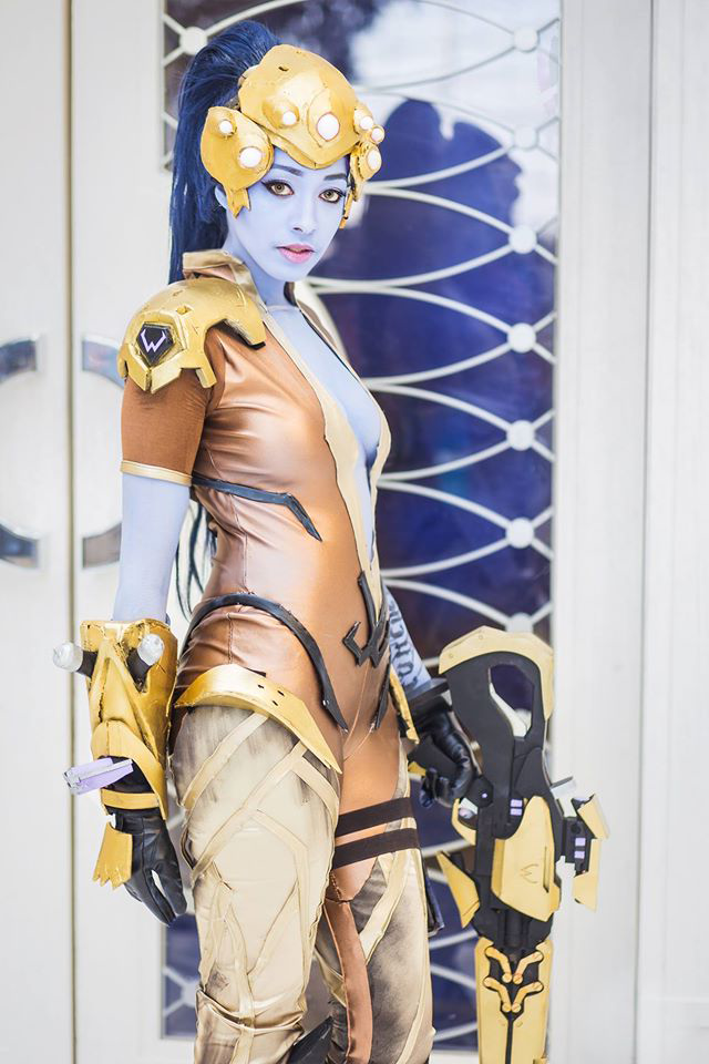Interview with Overwatch fanatic and cosplayer Fiona Nova