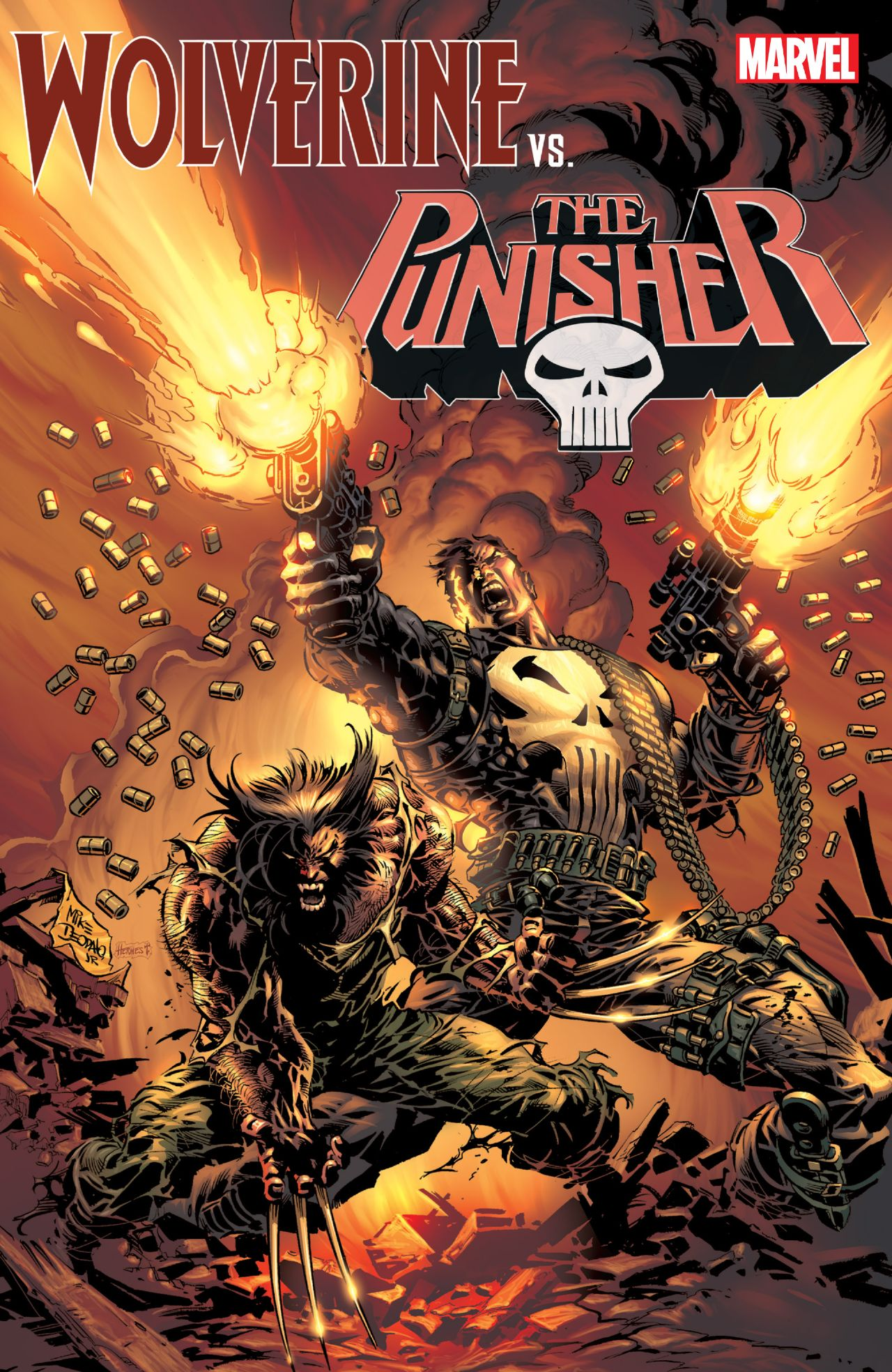 Wolverine vs. The Punisher Review
