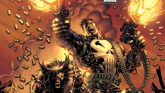 Throughout the years, Wolverine and The Punisher have had it out in some interesting places, and have traded blows amid some odd circumstances. At times, there were dinosaurs, and at others, there were Nazis. Together, the two have slain mutant-eating monsters and they've even wrangled a small army comprised of small people... But regardless of why, when, or where Wolverine and the Punisher are battling, the two know how to put on one hell of a show.