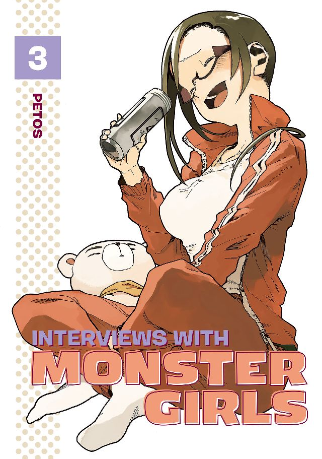 Interviews with Monster Girls Vol. 3 Review