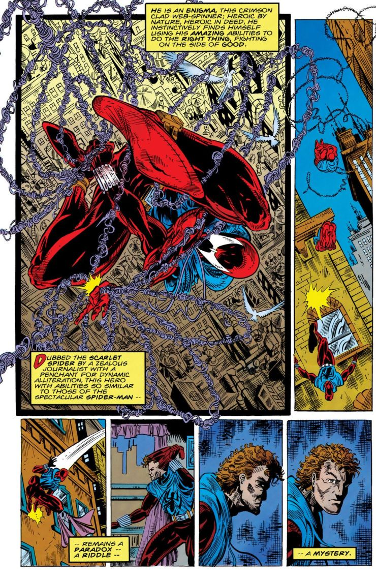 Spider-Man: The Complete Clone Saga Epic Book 3 Review