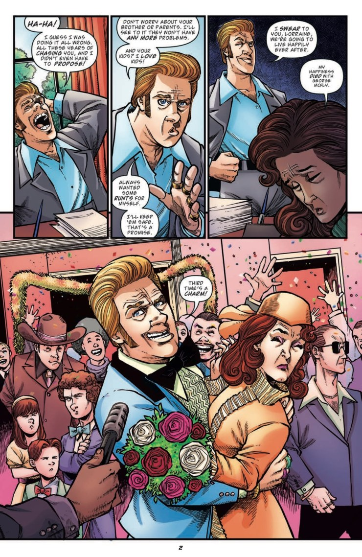 [EXCLUSIVE] IDW Preview: Back to the Future: Biff to the Future #4