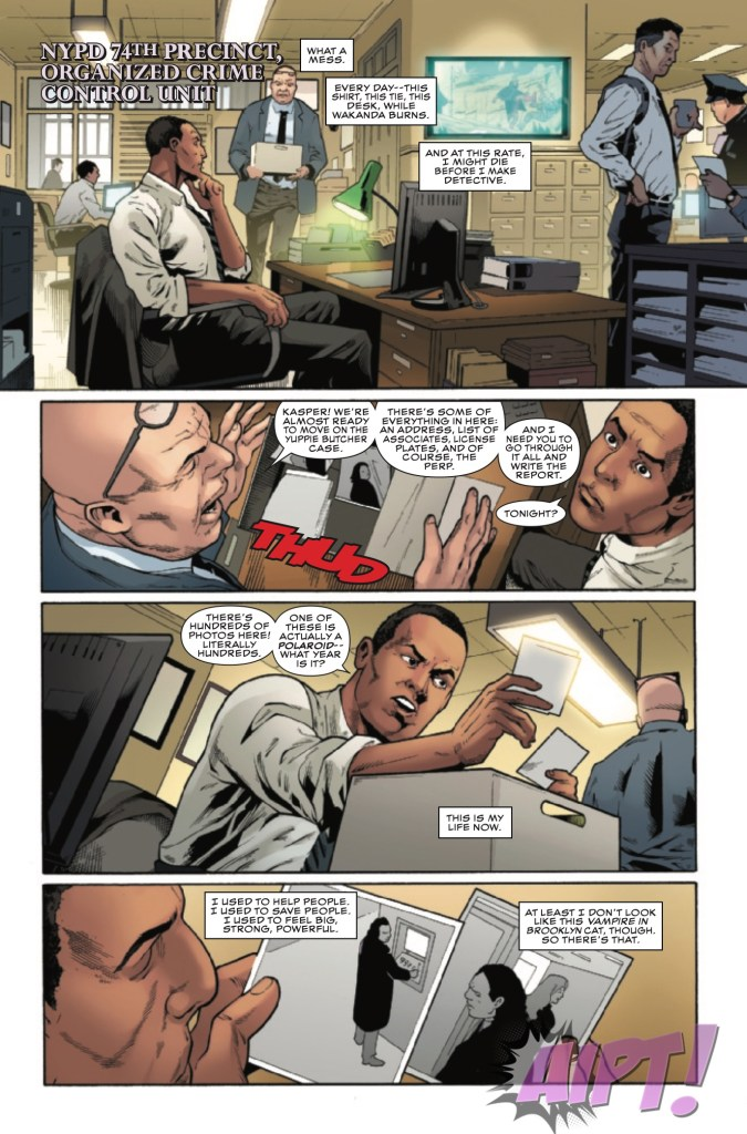 [EXCLUSIVE] Marvel Preview: Black Panther: World of Wakanda #6