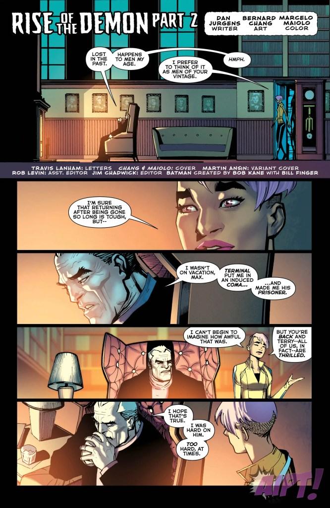 [EXCLUSIVE] DC Preview: Batman Beyond #7