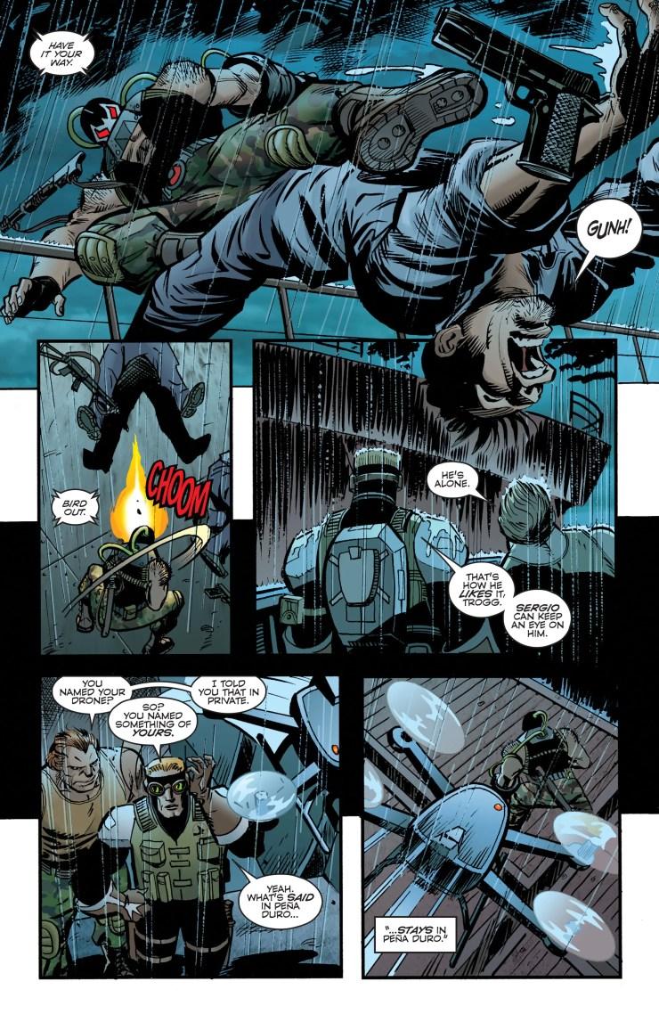 Bane: Conquest #1 Review