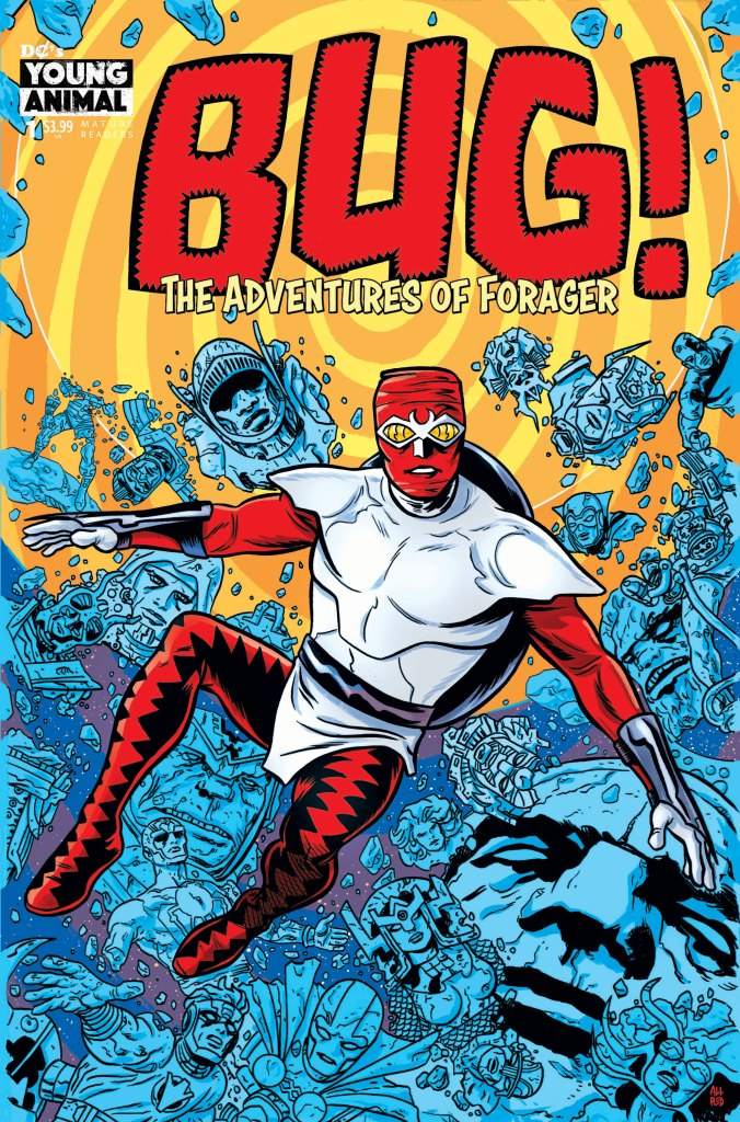 DC Preview: Bug!: The Adventures of Forager #1