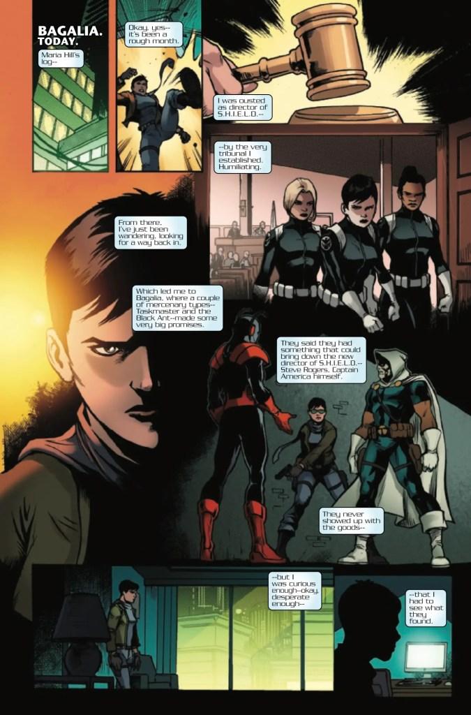Marvel Preview: Captain America: Steve Rogers #16