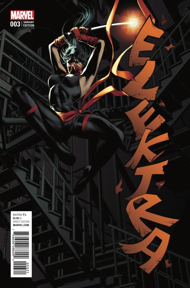 Elektra #3 Review