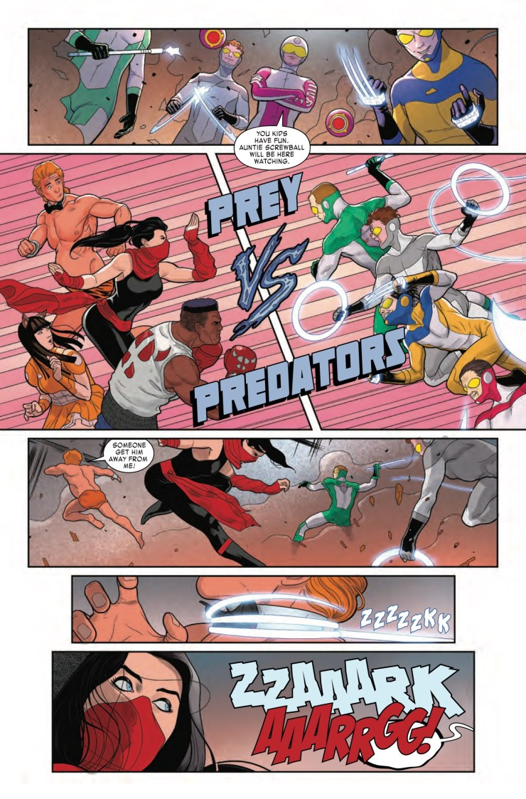 Marvel Preview: Elektra #3
