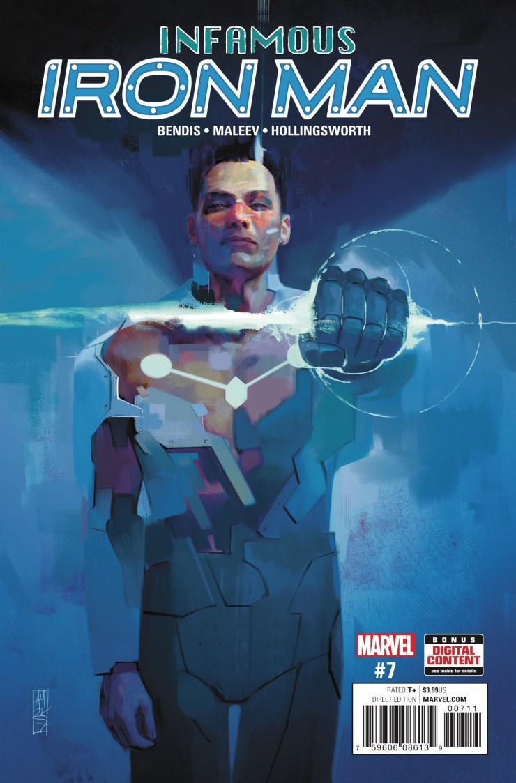 Marvel Preview: Infamous Iron Man #7