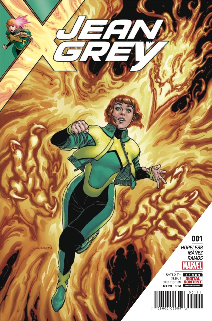 Jean Grey #1 Review