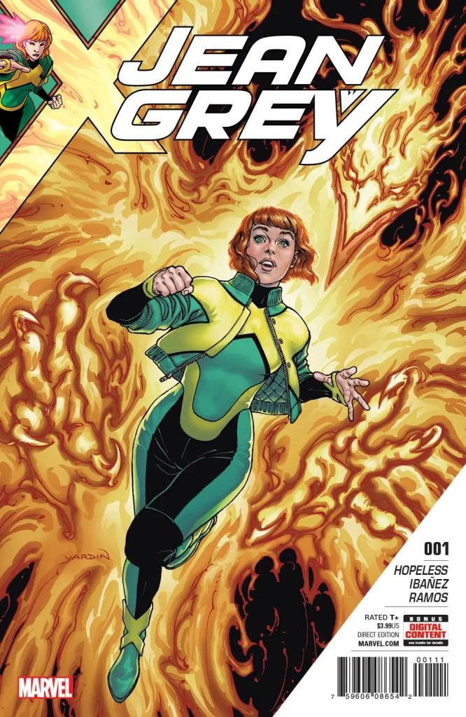 Marvel Preview: Jean Grey #1