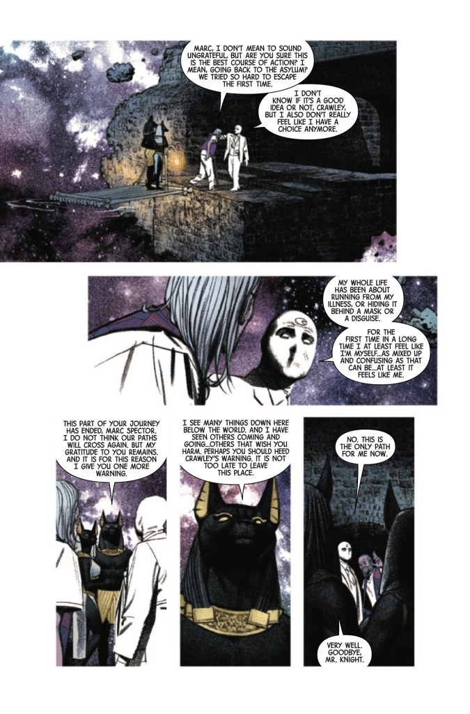 Marvel Preview: Moon Knight #13