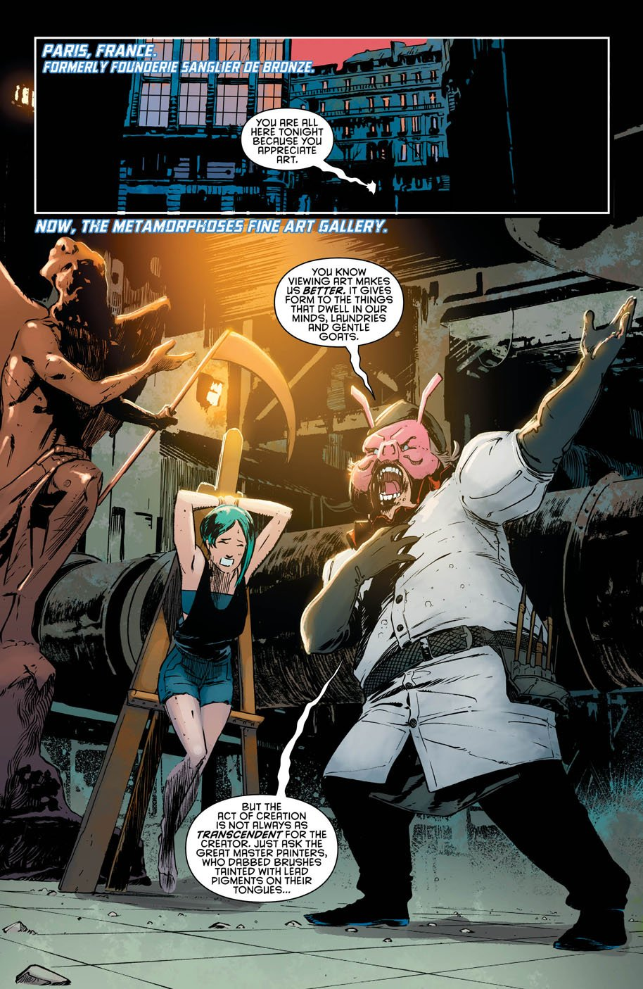 Nightwing #18 Review