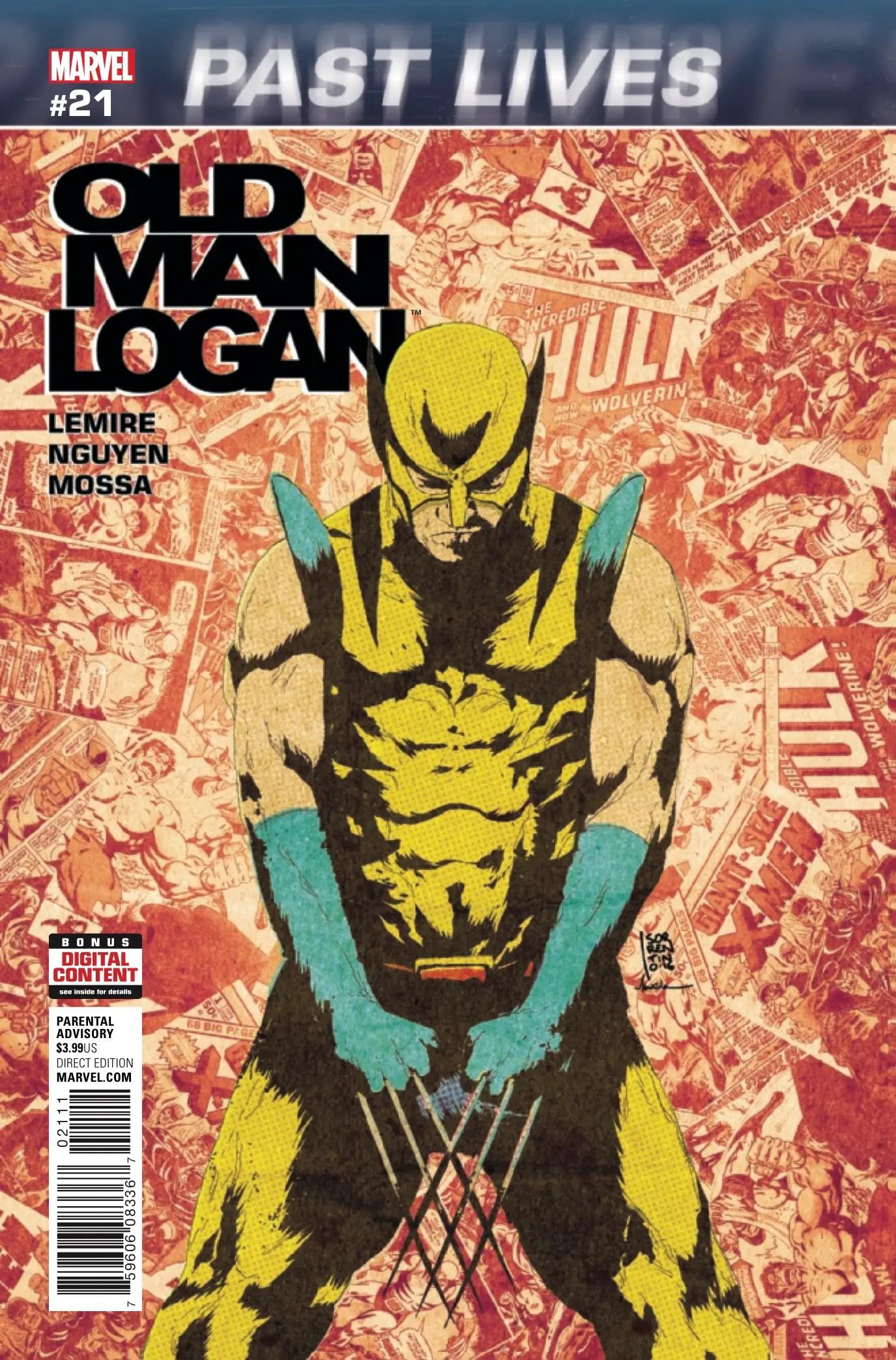 Old Man Logan #21 Review