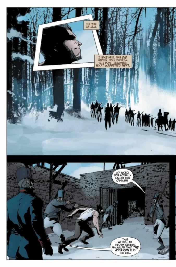 Marvel Preview: Old Man Logan #21
