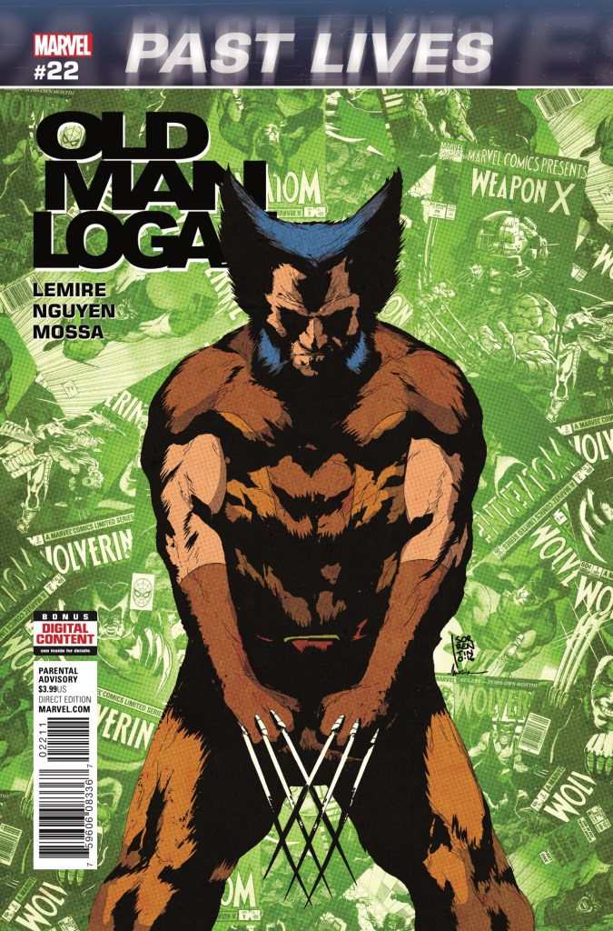 Marvel Preview: Old Man Logan #22