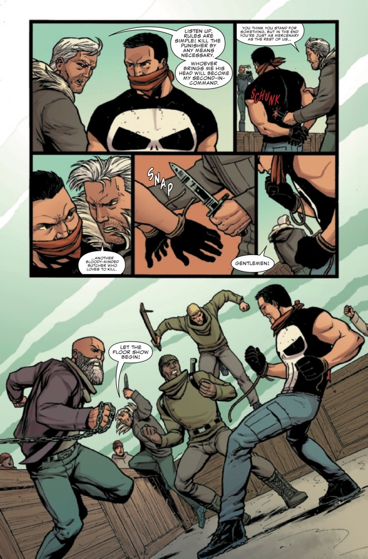 Marvel Preview: The Punisher #11