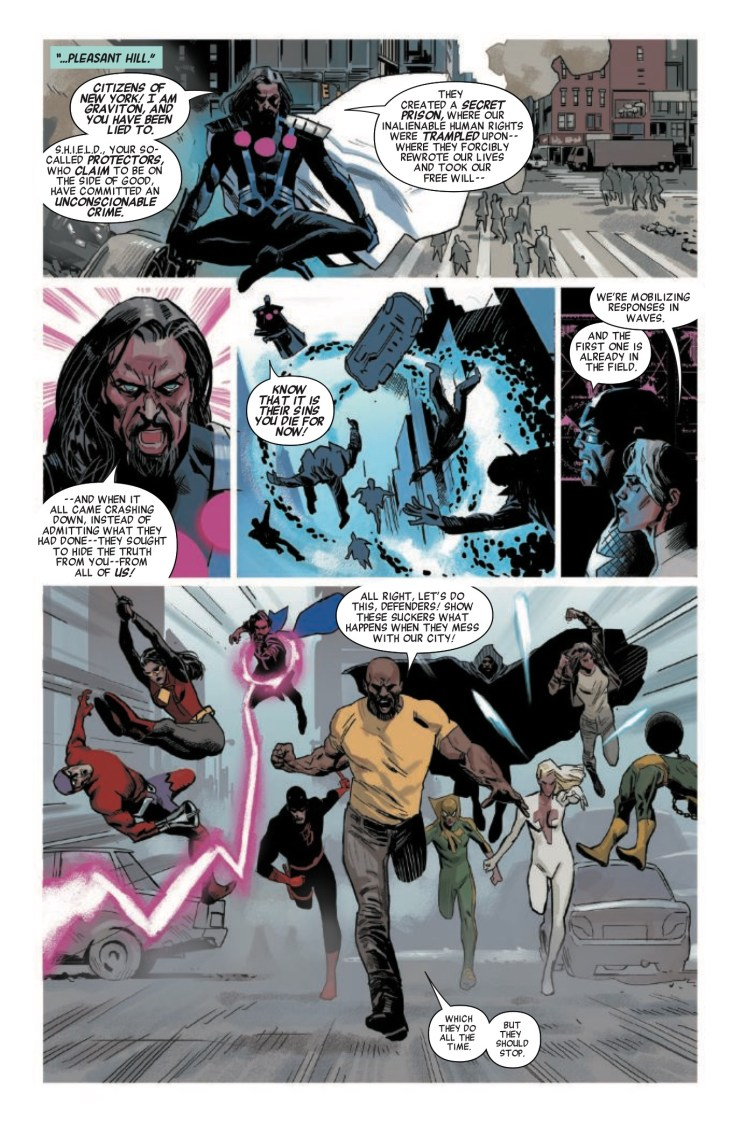 Marvel Preview: Secret Empire #0