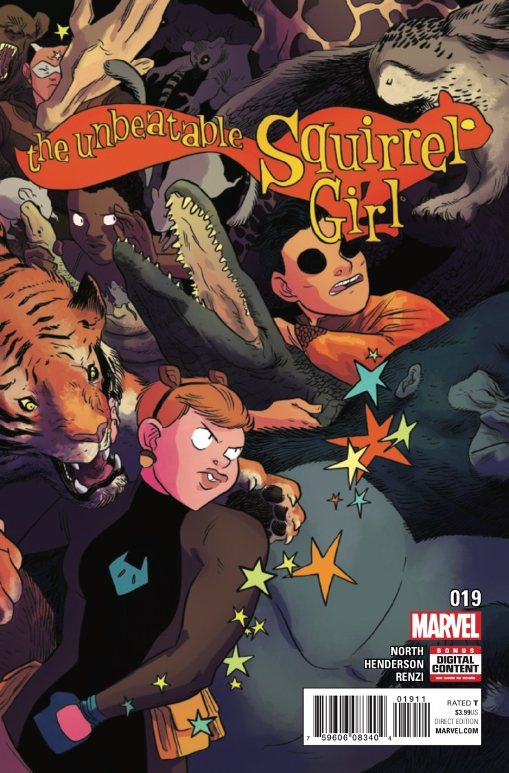 Marvel Preview: The Unbeatable Squirrel Girl #19