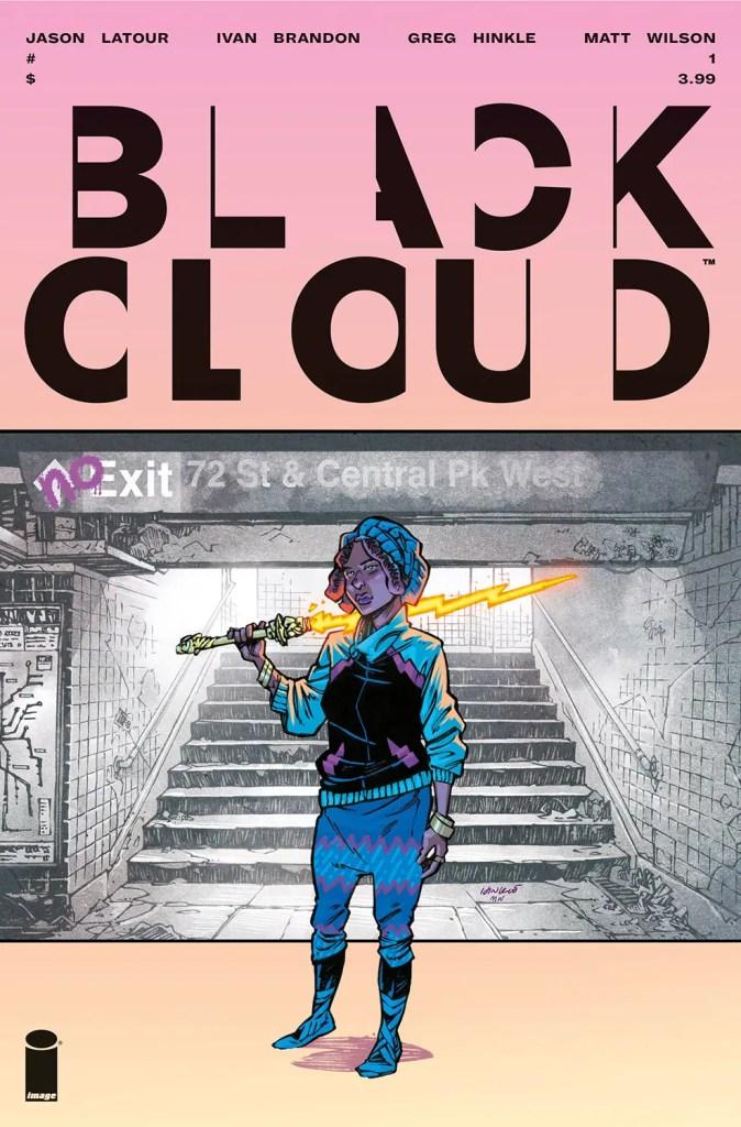 Black Cloud #1 Review