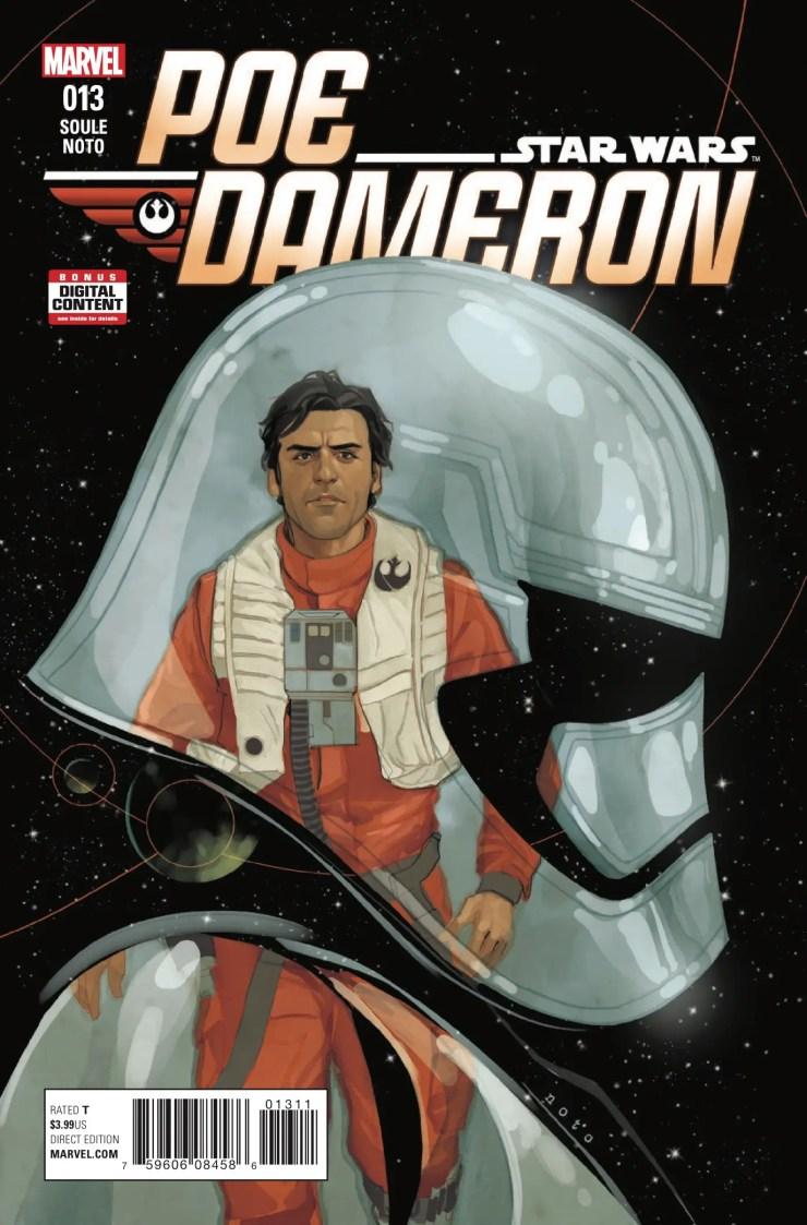 Marvel Preview: Star Wars: Poe Dameron #13