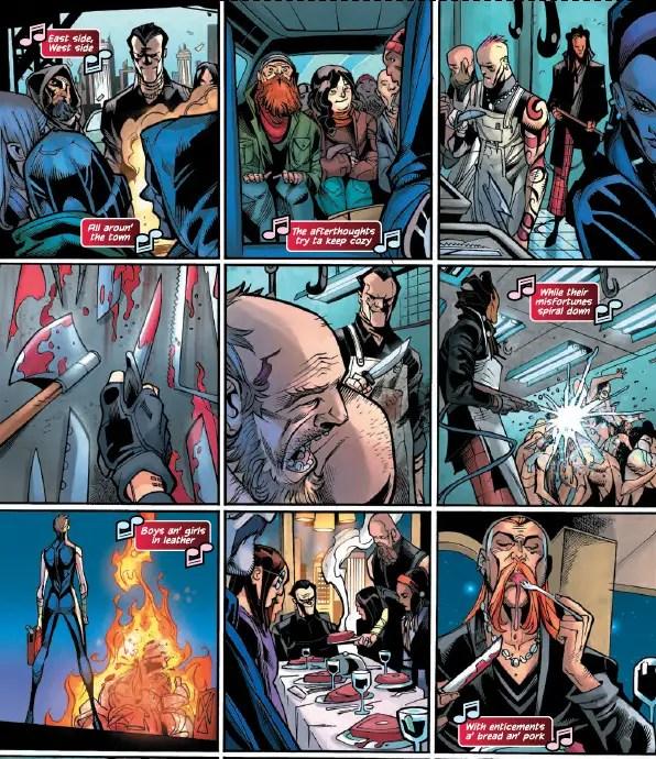 Harley Quinn #17 Review