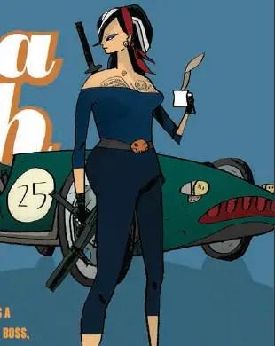 Helena Crash #2 Review