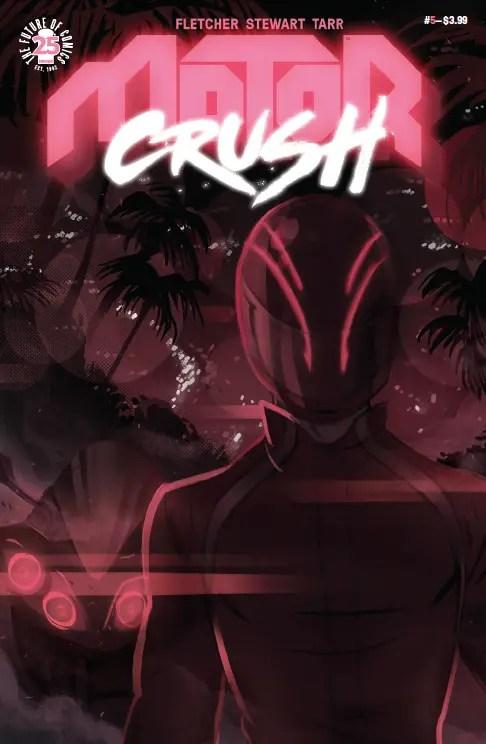 Motor Crush #5 Review