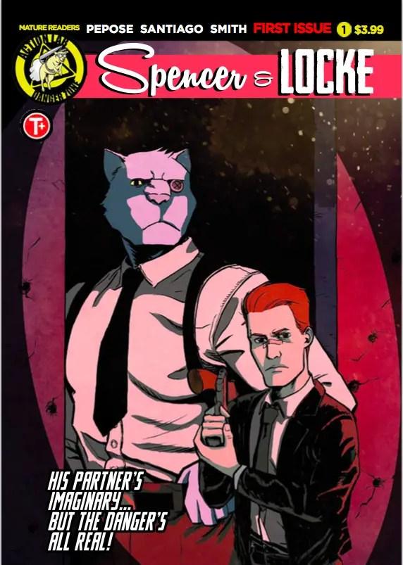 Spencer & Locke #1 Review