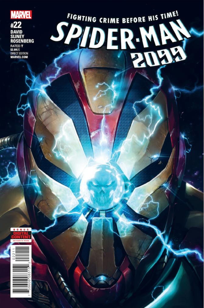 Spider-Man 2099 #22 Review