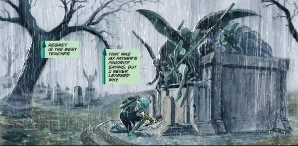 Green Arrow #21 Review