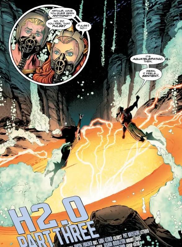 Aquaman #21 Review