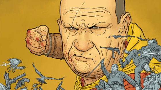 Shaolin Cowboy has always been a series that's focused on the spectacle of Geof Darrow's amazingly detailed art. There are some big ideas in there too, don't get me wrong, but we're all here for the incredible art and a possible story to hang that on. We delve into a new four issue series from Dark Horse--is it good?