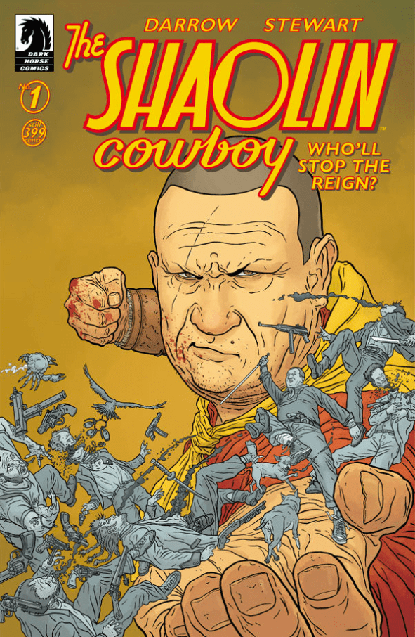 Shaolin Cowboy: Who'll Stop the Reign? #1 Review