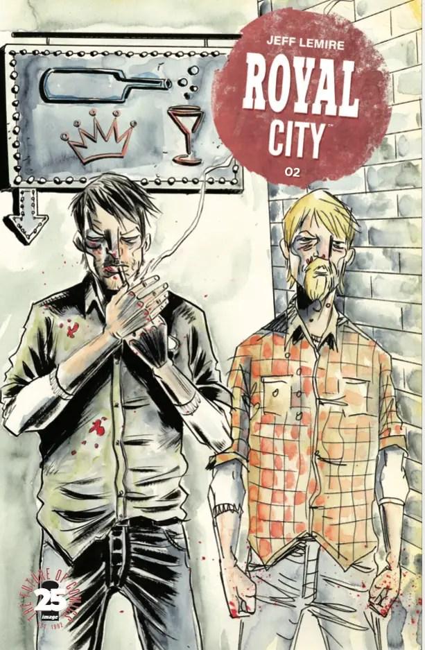 Royal City #2 Review