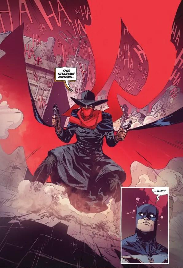 Batman/The Shadow #1 Review