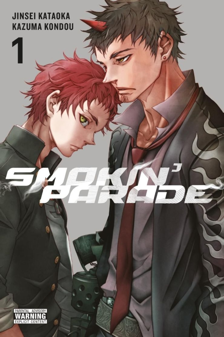 Smokin' Parade Vol. 1 Review
