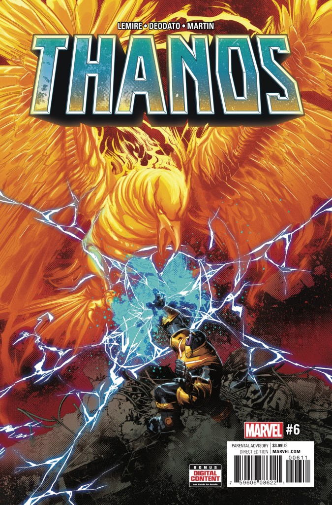 Marvel Preview: Thanos #6