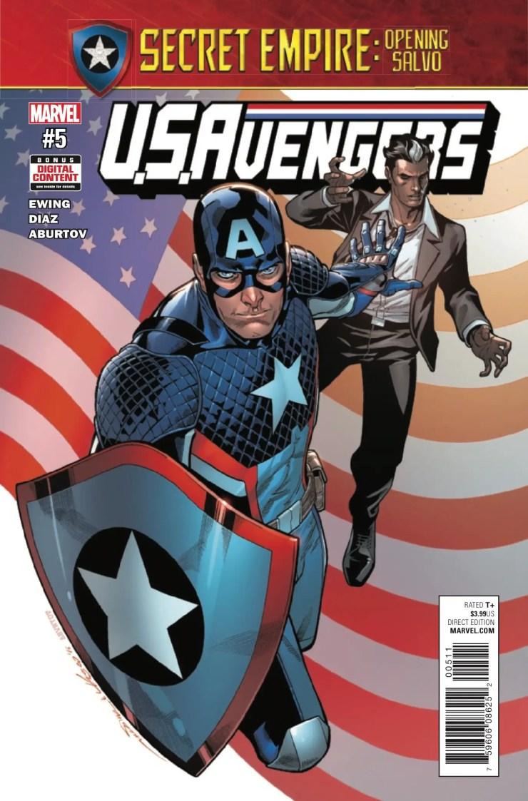 Marvel Preview: U.S.Avengers #5