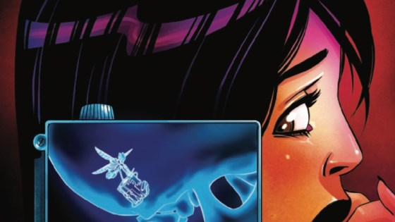 Okay, Nadia Pym, Unstoppable Wasp #5 is the first true test of G.I.R.L., the group of precocious, young female scientists you've assembled. Should be simple enough for some of the world's brightest to remove that bomb from your friend's head, right? Is it good?