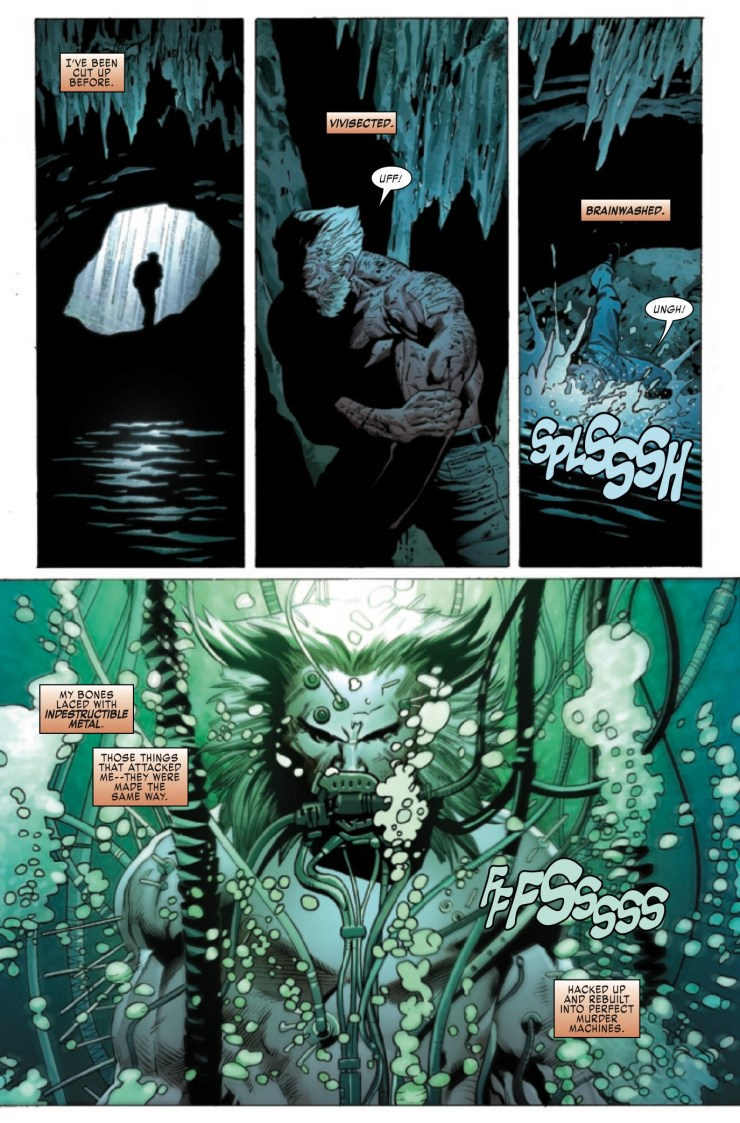 Marvel Preview: Weapon X #1