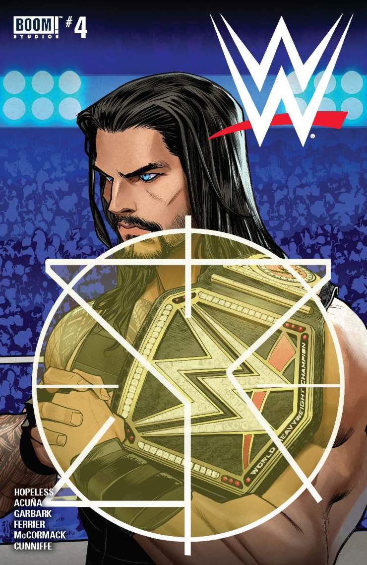 WWE #4 Review