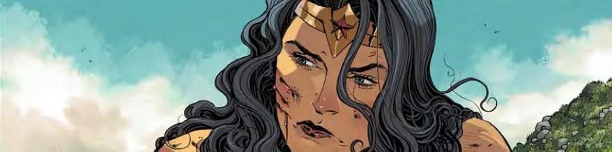 Wonder Woman #20 Review